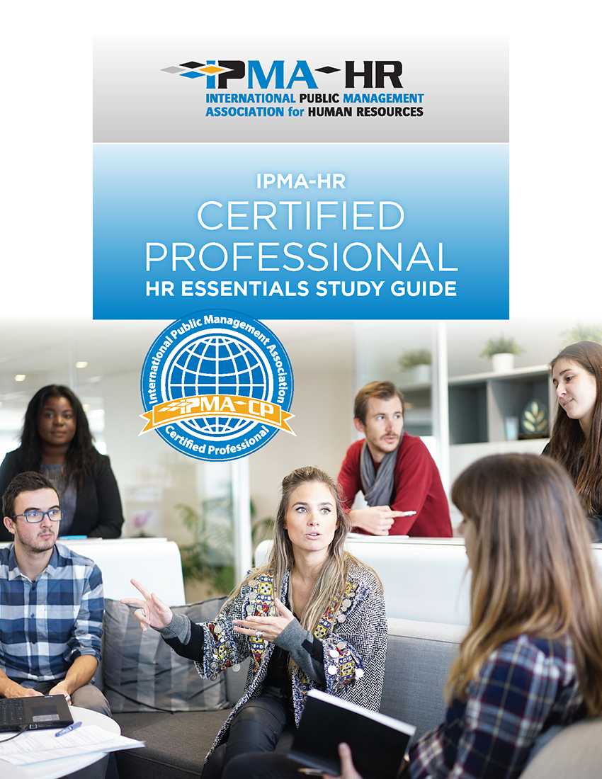 IPMA-CP Study Guide Cover