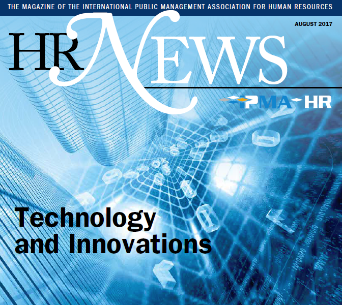 HR News August 2017 Cover