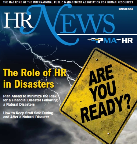 March 2018 HR News Cover