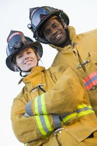 Entry-level firefighters